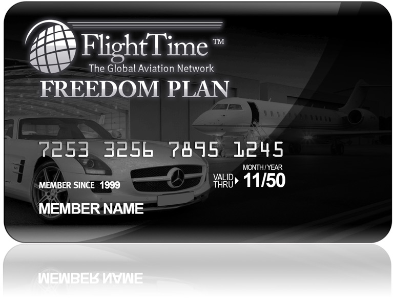 The FlightTime Freedom Plan