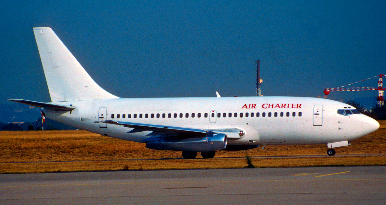Commercial Air Charter